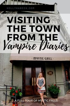 Looking for things to do near Atlanta, GA? Check out the real life Mystic Falls from the CW's The Vampire Diaries. Covington, GA is a hidden gem with lots to offer.including many famous filming locations of The Vampire Diaries, The Originals, and now th Beautiful Places To Visit, Oh The Places You'll Go, Places To Travel, Vampire Diaries, Covington Georgia, Senior Trip, Road Trip Essentials, Travel Inspiration, Travel Ideas