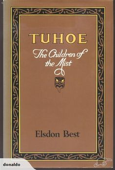 TUHOE--THE CHILDREN OF THE MIST | Trade Me