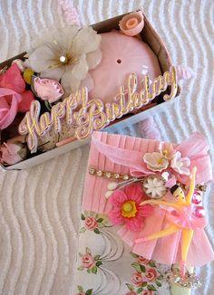 Petite Birthday Swap by saturdayfinds, via Flickr