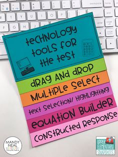 Upper Elementary Snapshots: Preparing Students for Technology Enhanced Items on Standardized Tests