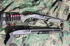 Guide to Best Home Defense Shotgun, Gauges, and Action Types Survival Life, Survival Gear, Mossberg Shockwave, Remington Model 870, Home Defense Shotgun, Taurus Judge, Combat Shotgun, Lever Action Rifles, Tactical Gear