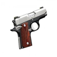 """Kimber+Micro+CDP+Pistol+Two+Tone+9mm+3.15""""+~+$924.00 Kimber Micro, Black Stainless Steel, Firearms, Hand Guns, Matte Black, Cars, Pistols, Weapons, Autos"""