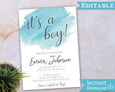 Goods Received Note Format Oh Baby Shower Editable Invitation Instant Download  Editable Baby .