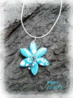 undefined Collier Turquoise, Turquoise Necklace, Silver, Jewelry, Fimo, Bead, Jewels, Jewlery, Money