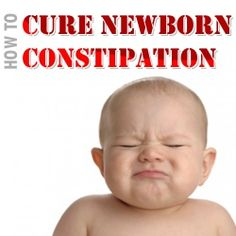 Constipation in newborns is something that is very common in most babies and it is believed that, fifty percent of babies experience newborn constipation. Baby Constipation Newborn, Infant Constipation Relief, Baby Constipation Remedies, Gassy Baby, Constipated Baby, Baby Health, Kids Health, Baby Needs List, Sons