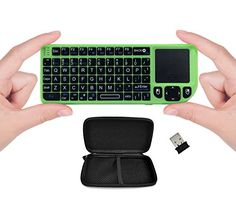 FarCry 5 Gamer  #FAVI #FE01 2.4GHz #Wireless #USB #Mini #Keyboard with #Mouse #Touchpad, #Laser #Pointer, #Case - #USA #Version (Warranty) - #Green (FE01-GR-C)   Price:     Three-In-One #Wireless Multimedia #Keyboard with Travel Case: The #FAVI #FE01 is a fully functional #wireless #USB #keyboard and #touchpad #mouse combination that easily fits inside your pocket. Available in black, silver, and #green, the #FE01 is a stylish and versatile accessory. Complete with a built-in