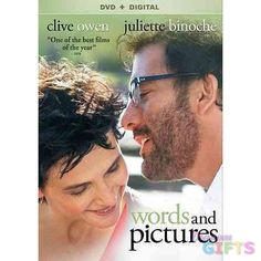 WORDS & PICTURES (DVD W/DIGITAL) (WS/ENG/ENG SDH/5.1 DOL DIG)