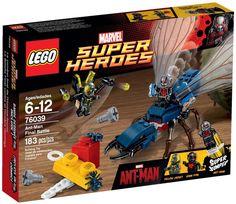 Lego 76039 Marvel Super Heroes Ant-Man Final Battle for sale online Minecraft Lego Sets, Ant Man Toys, Ant Man 2015, Lego Deadpool, Spiderman, All Lego, Lego Marvel Super Heroes, Lego Toys, T Rex