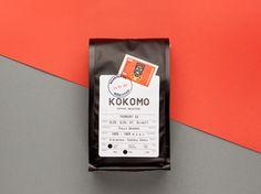 Kokomo Coffee on Packaging of the World - Creative Package Design Gallery