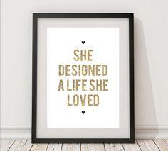 design a life