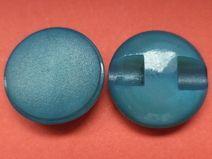 18 kleine KNÖPFE blau 15mm (4995) Blusenknöpfe