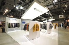 PANORAMA Berlin 2013 Winter – GEOX exhibition design booth/stand
