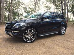 Mercedes-Benz ML 350 Review : LT 1 - http://www.caradvice.com.au/306873/mercedes-benz-ml-350-review-long-term-report-one/