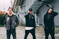 Resultat d'imatges de natos y waor Adidas Jacket, Bomber Jacket, Rap, Crushes, Hip Hop, Athletic, Jackets, Photos, Ideas