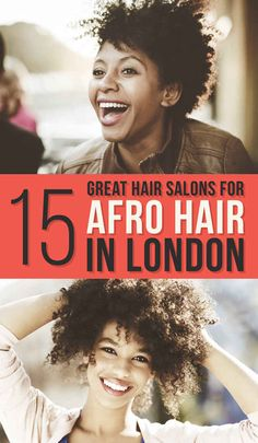 15 Unmissable Salons For Afro Hair In London