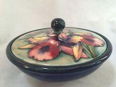 Moorcroft Covered Dish | eBay