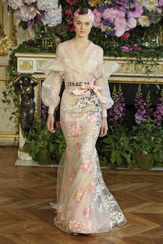 Alexis Mabille Fall Couture 2013