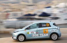 La #Renault Zoé remporte un Rallye Monte-Carlo - Blog #Autoreflex