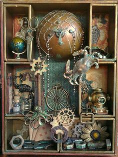 Image result for cream shadow box