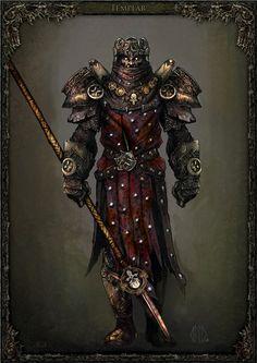 Внешний вид юнитов в аддоне Disciples III: Undead Hordes - Lands of Nevendaar