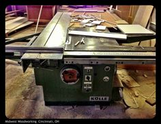 Another large table saw.