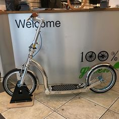 custom bikes photos are readily available on our site. Take a look and you wont be sorry you did. Scooter Bike, Kick Scooter, Moto Bike, Custom Choppers, Custom Motorcycles, Custom Bikes, Scooters, Bike Photo, Electric Scooter