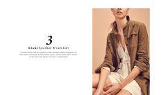 Checklist Women - SS16 Collectio