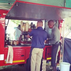 Spout Speciality Coffee Car Food, Coffee Time, Grilling, Delivery, Van, Outdoor Decor, Crickets, Vans, Coffee Break