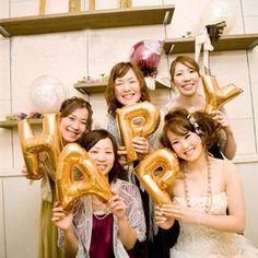 Decoração DIY 100pcs/lot Atacado Ouro Carta Balões Foil AZ para o casamento da festa de aniversário, acessórios do partido, Frete Grátis-inBalloons fr ...