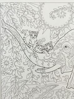 Amazon.com: The Art of Marjorie Sarnat: Elegant Elephants Adult Coloring book (9780989318983): Marjorie Sarnat: Books