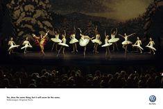 Adeevee - Volkswagen Original Parts: Ballerina, Royal Guard