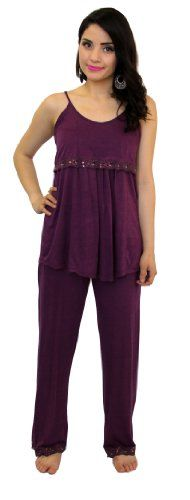 Maternity Nursing Purple Pajama Night Gown Breastfeeding Set Lace (Medium) Trcclothing http://www.amazon.com/dp/B00K6ZHEM6/ref=cm_sw_r_pi_dp_eYjhub0EAGMK6