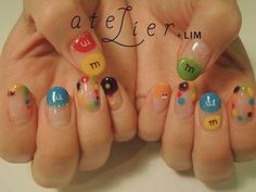 To know more about atelier+LIM hand nail, visit Sumally, a social network that gathers together all the wanted things in the world! Featuring over other atelier+LIM items too! Rose Nails, My Nails, Garra, Cupcake Nail Art, Rose Nail Design, Nails For Kids, Cute Nail Art, Nail Shop, Simple Nails