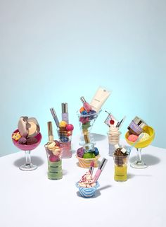 Ice Cream Dreams - Catherine Losing Photography Set design iain graham Styling gemma hayward