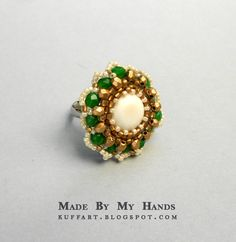 Made By My Hands: Ring of Iduna