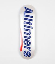 "Alltimers Sears Logo Deck - Pearl - 8.0"""