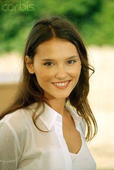 French Actress Virginie Ledoyen