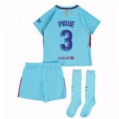 Nike Barcelona Away Baby Kit (O Dembele Messi 10, Lionel Messi, Sergio Busquets, Barcelona, Soccer Shop, Baby Kit, Real Madrid, 18th, Swimwear