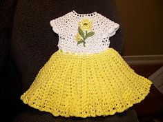 brownfrances' American Girl Doll Apple Blossom Dress