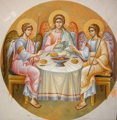 Saint Anthony Church, Trinidad, Roman Mythology, Greek Mythology, Married With Children, Archangel Raphael, Byzantine Icons, Orthodox Icons, Nashville Tennessee