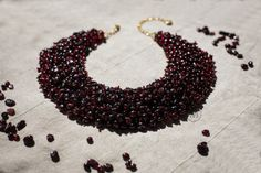 Garnet. The jevelery from Made in Imagination . Moscow  Mail: olgavivtso@mail.ru  150$