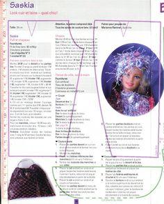 Photo: Doll Dress Patterns, Barbie Patterns, Sewing Patterns Free, Clothing Patterns, Diy Barbie Clothes, Girl Doll Clothes, Sewing Clothes, Barbie Kelly, Barbie Collection