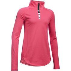 Under Armour Girls' Tech 1/4 Zip Pullover