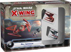 Star Wars X-Wing: Asy Imperium - zestaw dodatkowy | Gry figurkowe \ Star Wars: X-Wing | Tytuł sklepu zmienisz w dziale MODERACJA \ SEO