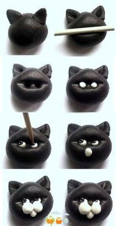 how to make cat by Anna