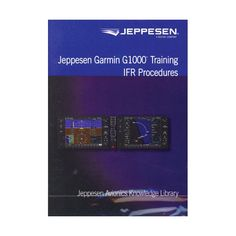 Jeppesen Garmin G1000 IFR Procedures Training DVD