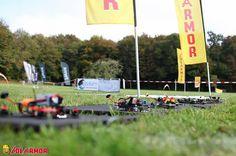 Le premier European drone film festival s'est déroulé à Gourin pendant quatre jours : projection de courts métrages, courses de drones, vols en immersion...