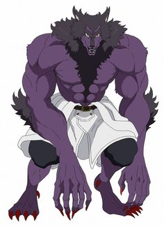 Wild Wolfman Joins the Cast of To the Abandoned Sacred Beasts TV Anime Fantasy Creatures, Mythical Creatures, Fantasy Characters, Anime Characters, Character Art, Character Design, Werewolf Art, Drawing Expressions, Character Illustration