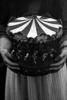 the magic of Celia's carousel