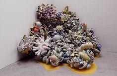 Ceramics, Susan Beiner, Artist, Rather Than Obliquely Encoded